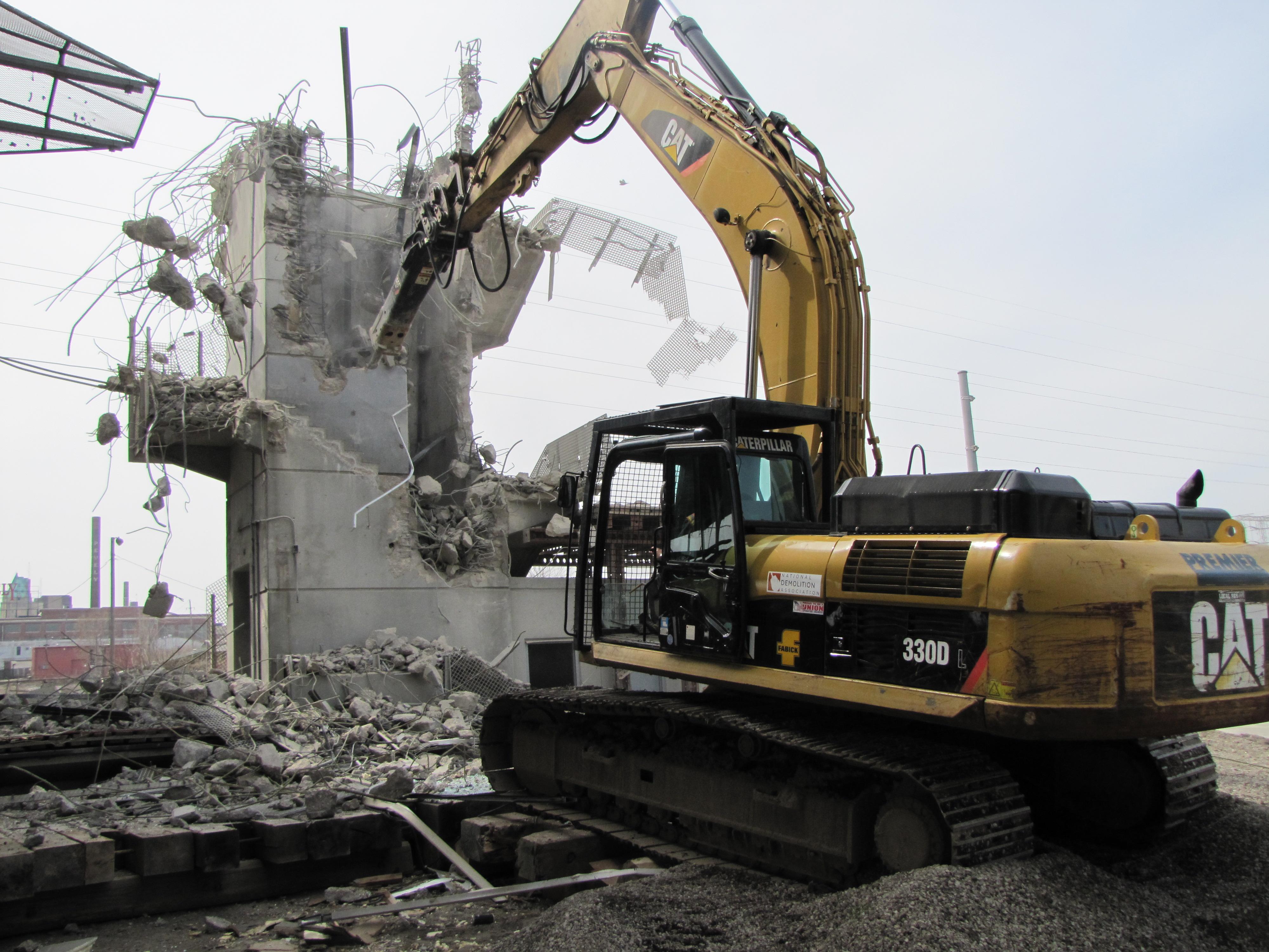 demolition diagnostic avant démolition immobilier
